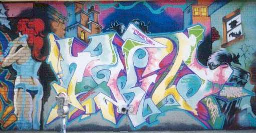 T-kid - Легенды граффити - Галерея - Graffiti World: http://graffity-world.ucoz.ru/photo/10